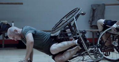 車椅子バスケットで戦う男たちから垣間見えた本物の友情(ギネスビールCM)