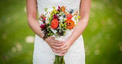 癌と闘う女性の美しすぎる花嫁姿