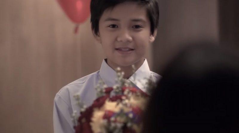 バレンタインデーはお母さんをエスコート、天国のお父さんが息子へ託した愛の物語